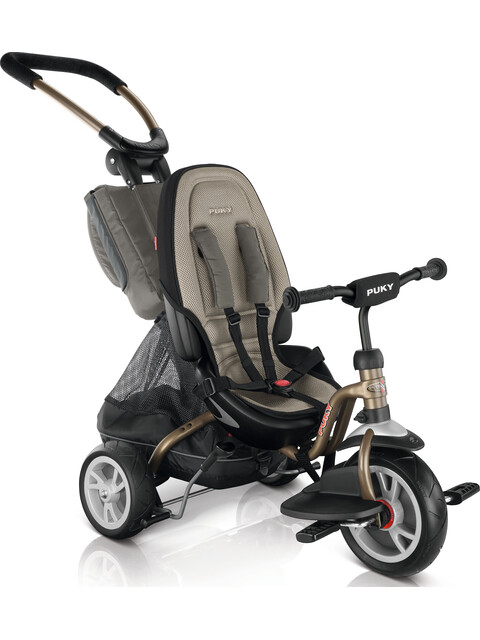 Puky CAT S6 Ceety - Tricycle Enfant - marron